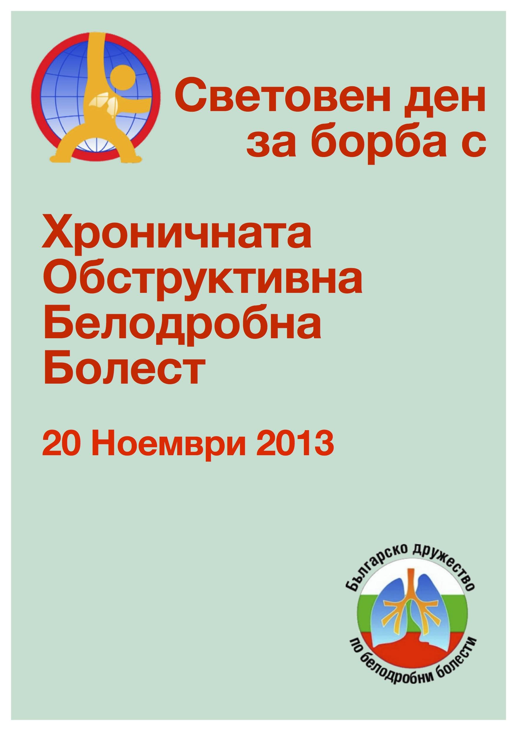 Световен ден ХОББ 2013