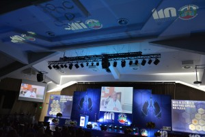Генералният секретар на Европейското респираторно общество се включи в Юбилейната научна среща за 110-годишнината на Българското дружество по белодробни болести